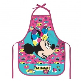 AVENTAL INFANTIL MINNIE MOUSE