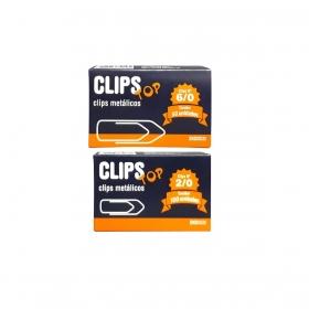 CLIPS METÁLICOS CLIPS TOP