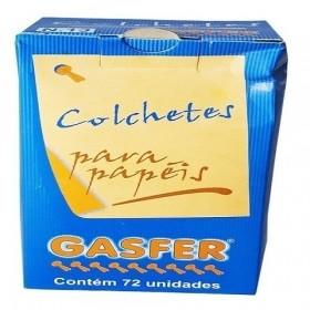 COLCHETES GASFER N°4 72UN