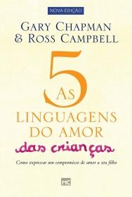 LIVRO AS 5 LINGUAGENS DO AMOR DAS CRIANÇAS
