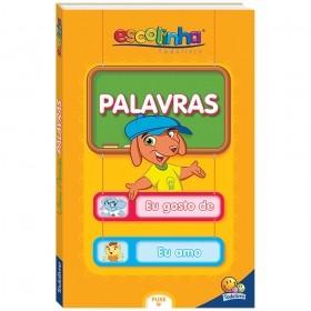 LIVRO INFANTIL VAMOS APRENDER PALAVRAS EDITORA TODO LIVRO