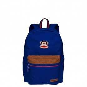 MOCHILA GRANDE PAUL FRANK CUSTOMS AZUL