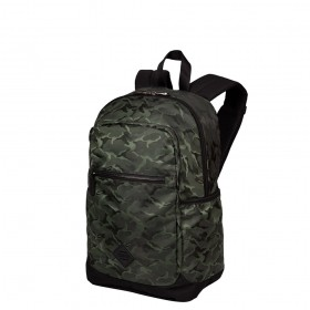 MOCHILA SESTINI MAGIC CAMUFLADO VERDE