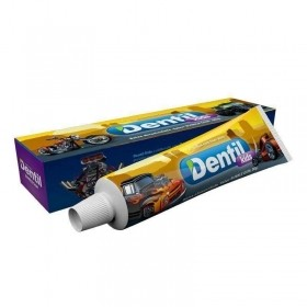 PASTA DE DENTE DENTIL KIDS BUBBLE GUM