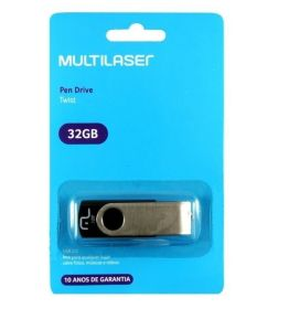 PEN DRIVE MULTILASER 32GB
