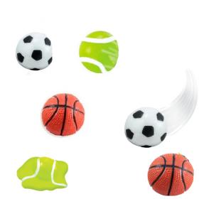 SPLASH BALL ESPORTES ACRILEX ART KIDS - SPLASH SORTIDO