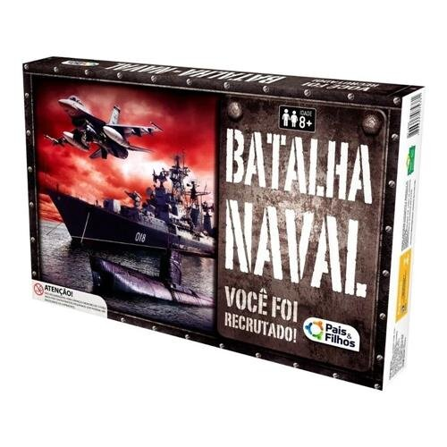 BRINQUEDO BATALHA NAVAL