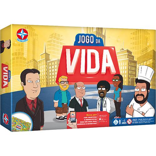 BRINQUEDO JOGO DA VIDA ESTRELA