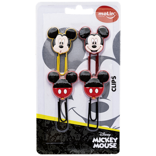CLIPS MICKEY MOUSE MOLIN 50mm