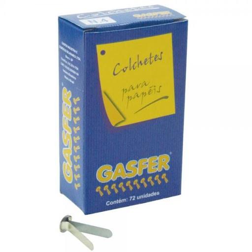 COLCHETES GASFER N°15 72UN