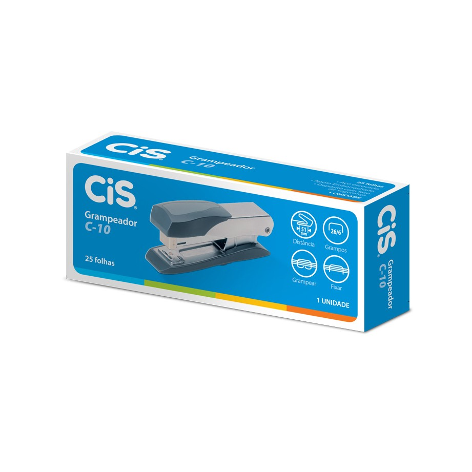 GRAMPEADOR CIS C-10