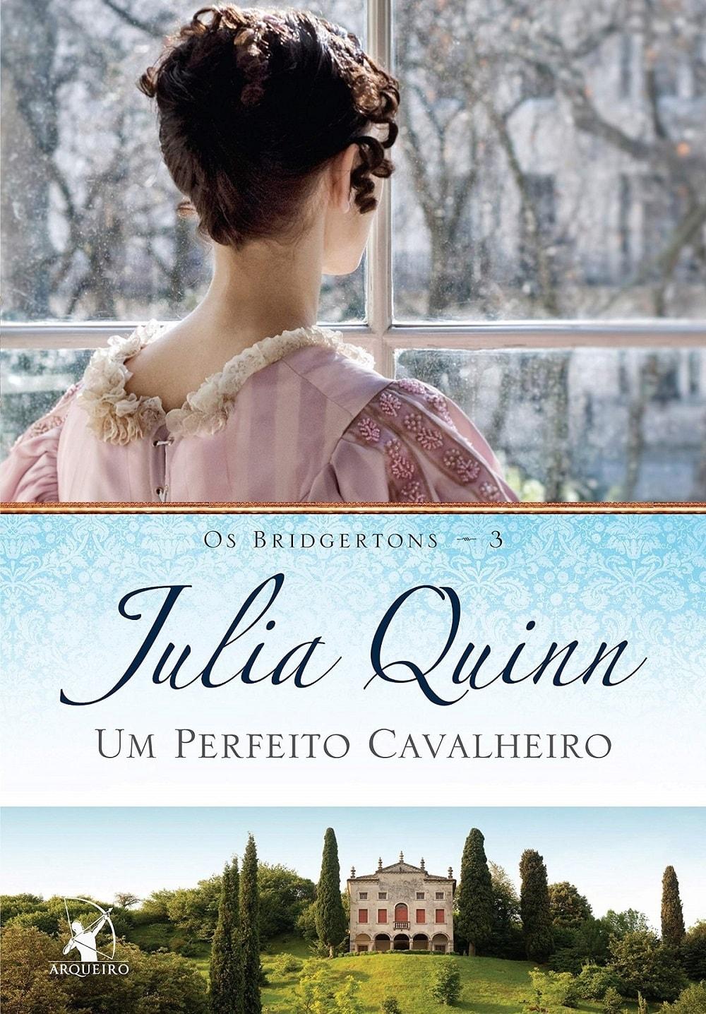 LIVRO BRIDGERTON UM PERFEITO CAVALHEIRO DE JULIA QUINN