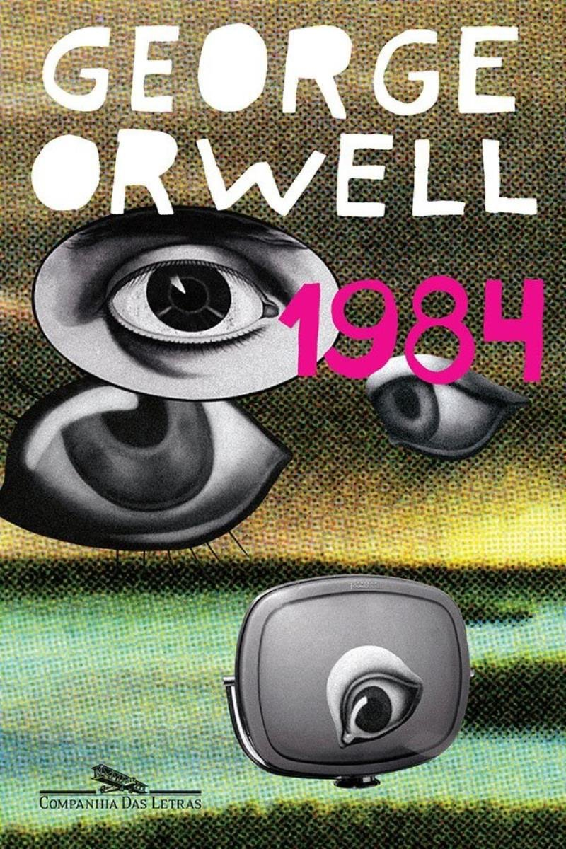 LIVRO GEORGE ORWELL 1984