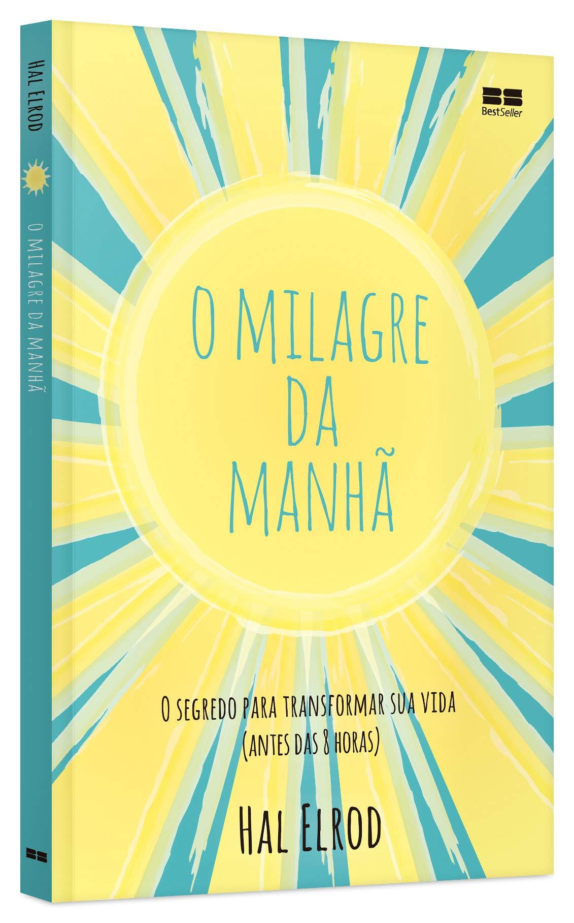 LIVRO O MILAGE DA MANHÃ DE HAL ELRPD
