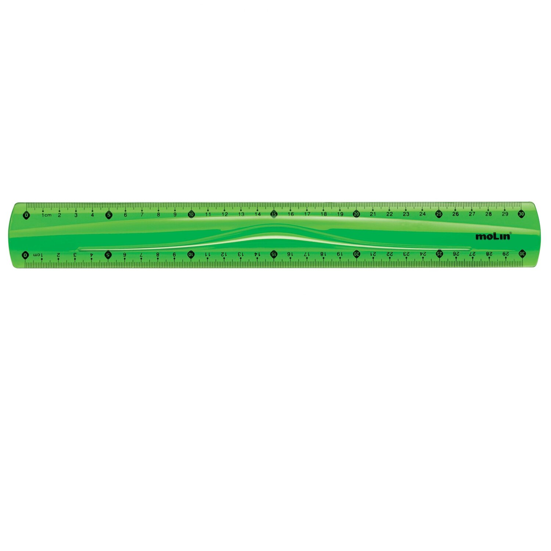 RÉGUA COLORS MOLIN 30cm