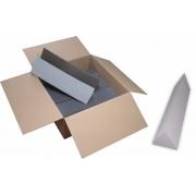 Cunha Acústica Anecoica Corner - Kit