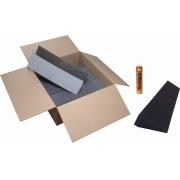 Cunha Acústica Difusora Assimetrica - Kit