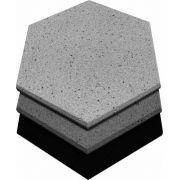 Espuma Acústica Hexagonal - Kit