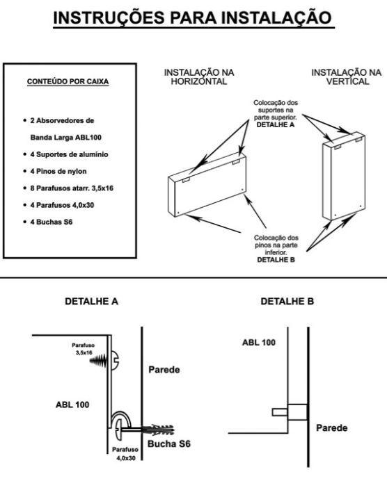 Armadilha de Grave ABL-100