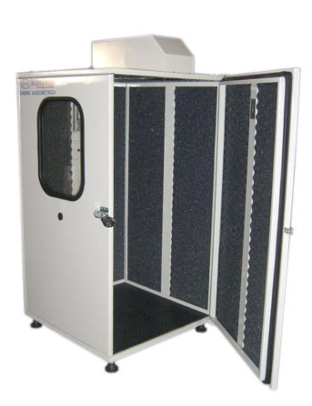 Cabine Acústica com Ventilação