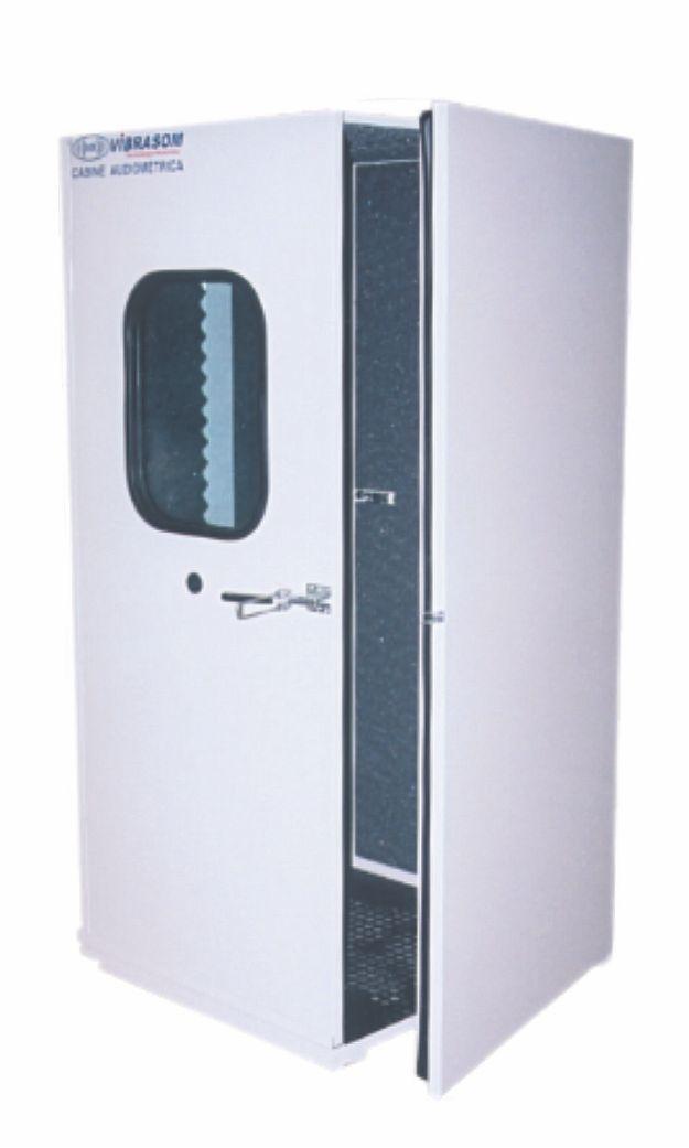 Cabine Audiométrica de Encaixe VSA 40E