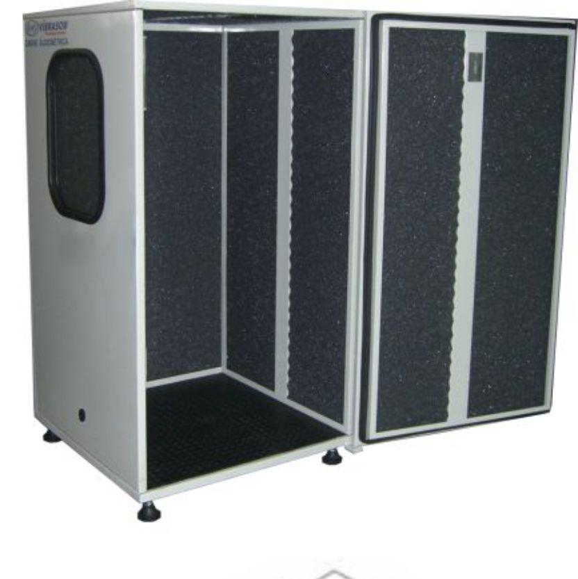 Cabine Acústica Locução e Gravação