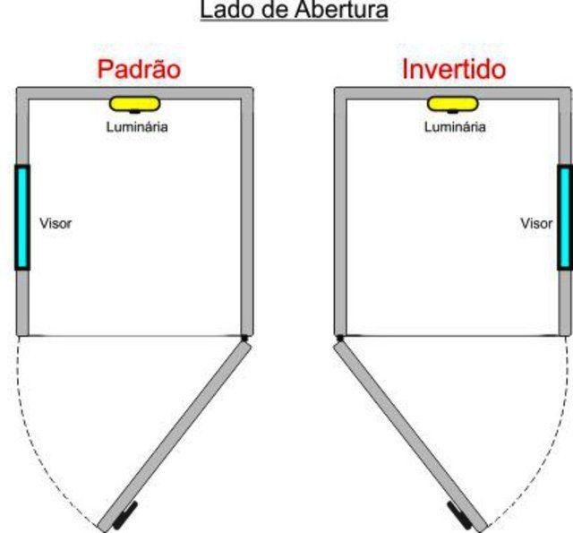 Cabine Telefônica Acústica Industrial