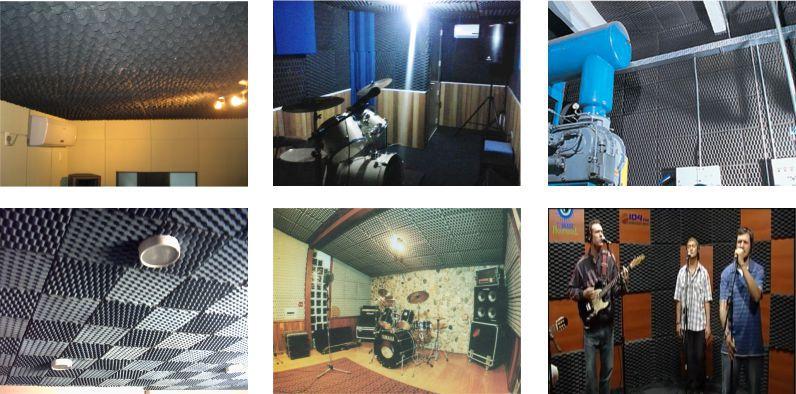 Espuma Acústica - Combo Wave 35/10