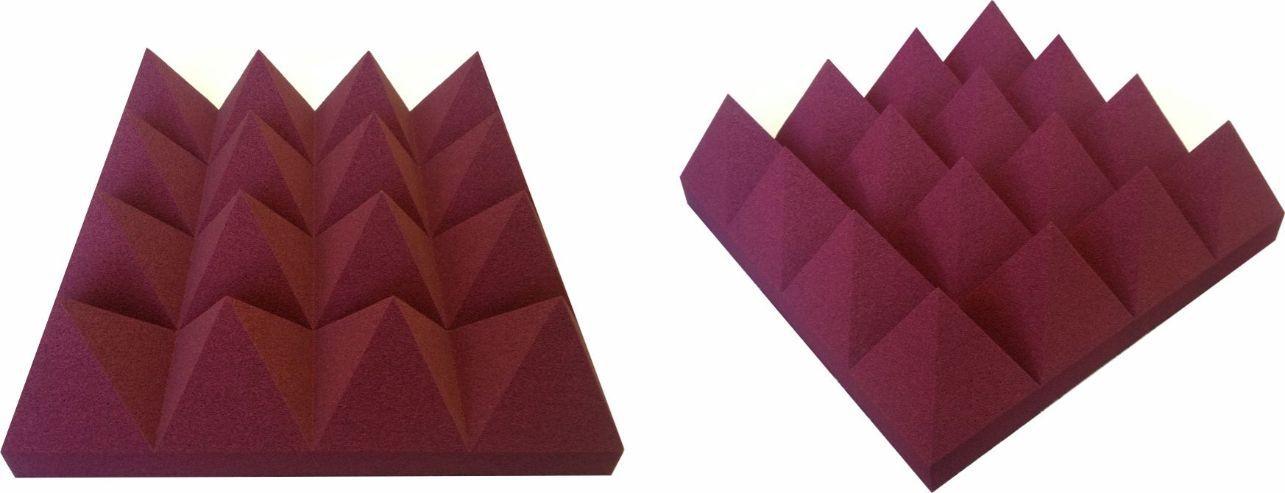 Pirâmide Acústica Média - Kit