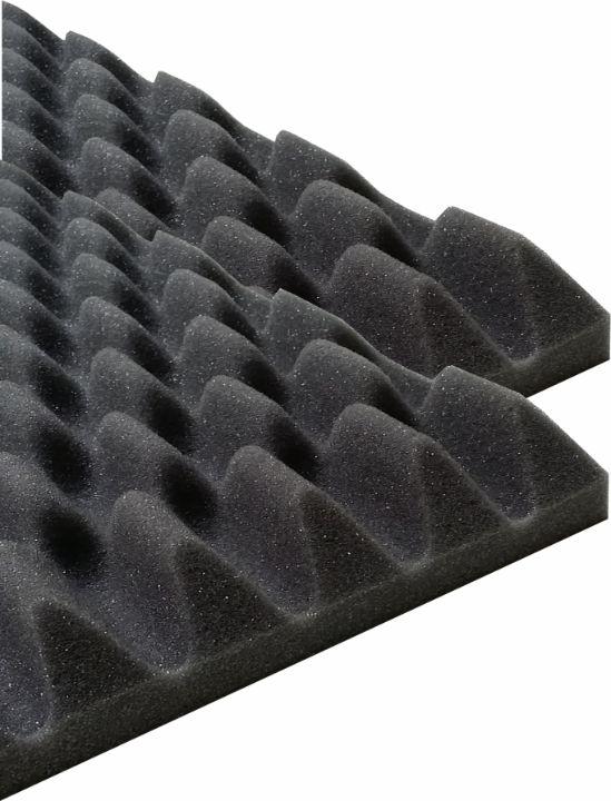 Espuma Acústica Sonique Wave 50/10 Economic - Kit