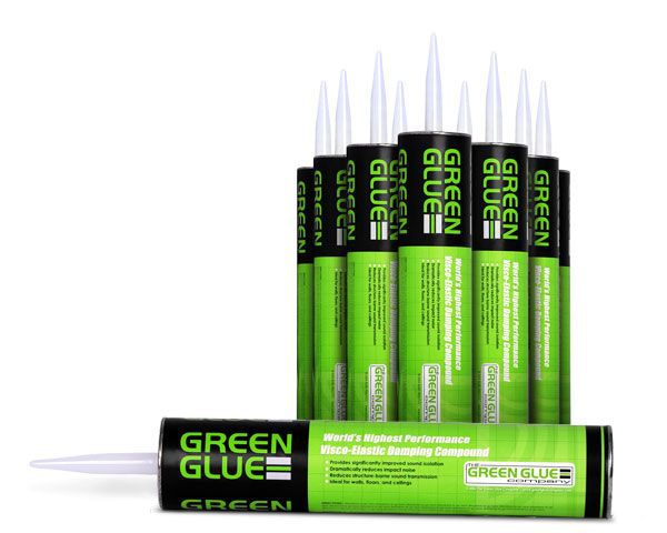 Green Glue - Cola Viscoelástica