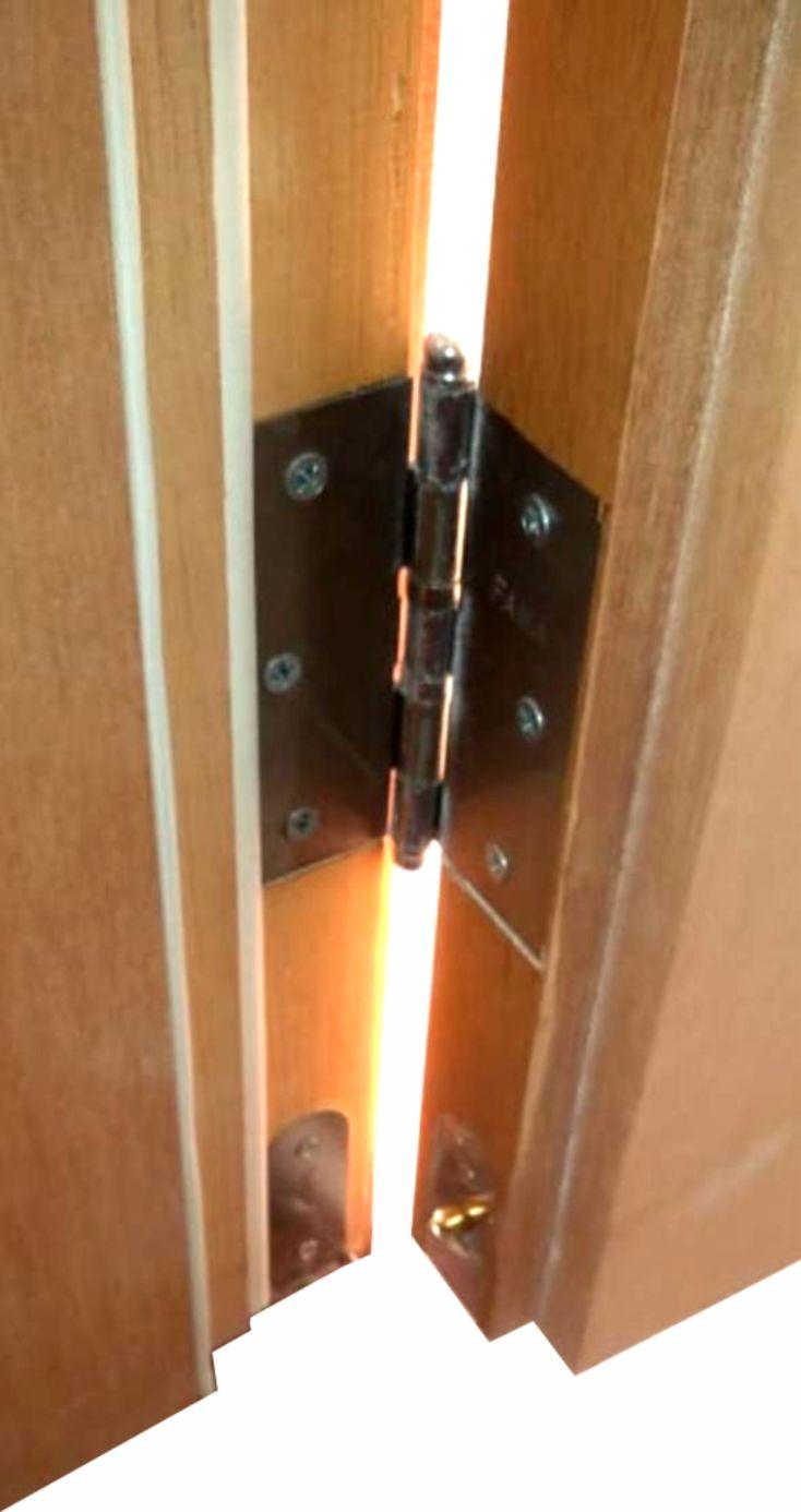 Porta Acústica Madeira Standart - 30 dB