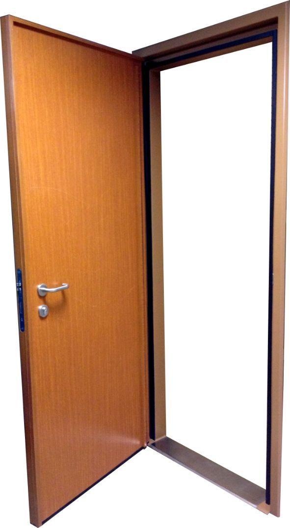 Porta Acústica MDF 30 dB - Completa