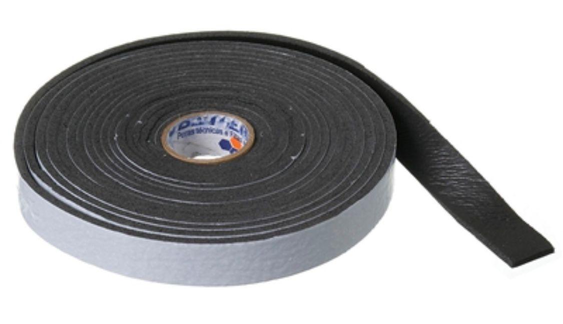 Rolo Borracha Adesiva 2 mm