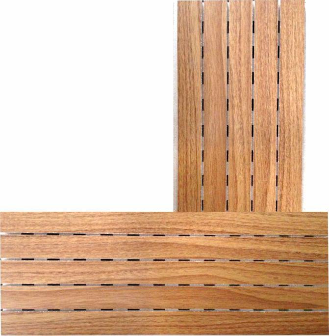 Painel Acústico de Madeira - Sonique Wood