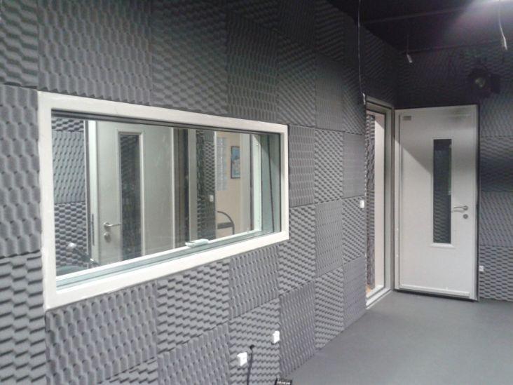 Visor Acústico Aço Carbono - 40 dB