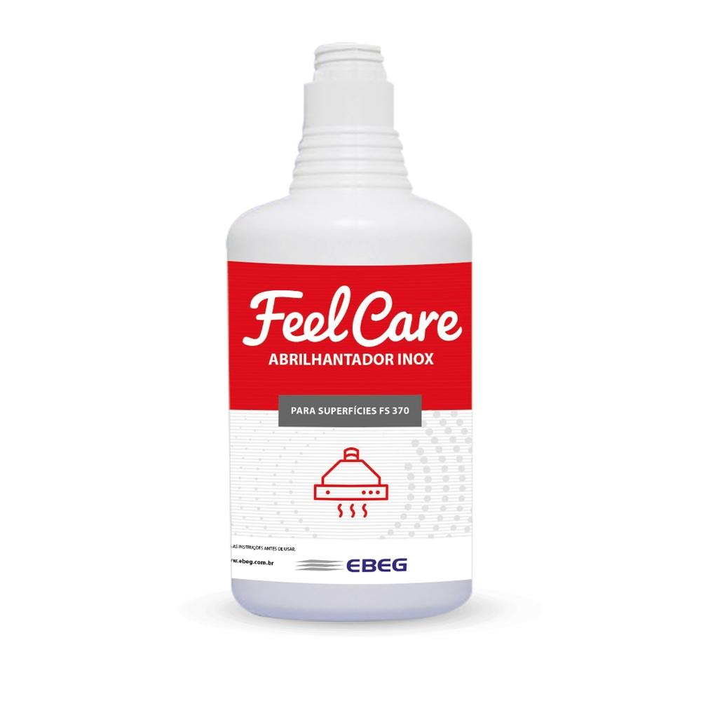 Abrilhantador Inox Feelcare Fs 370 1lt