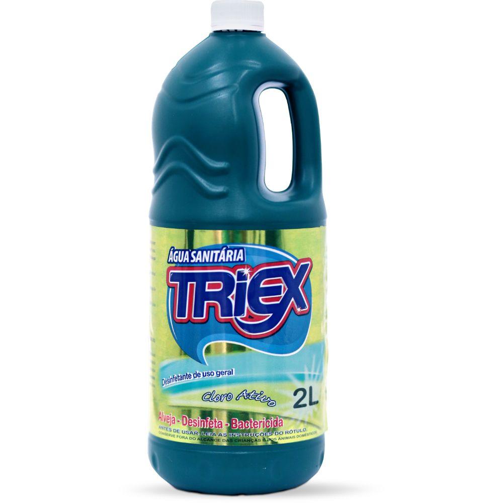 Agua Sanitaria Triex 2 Lts .