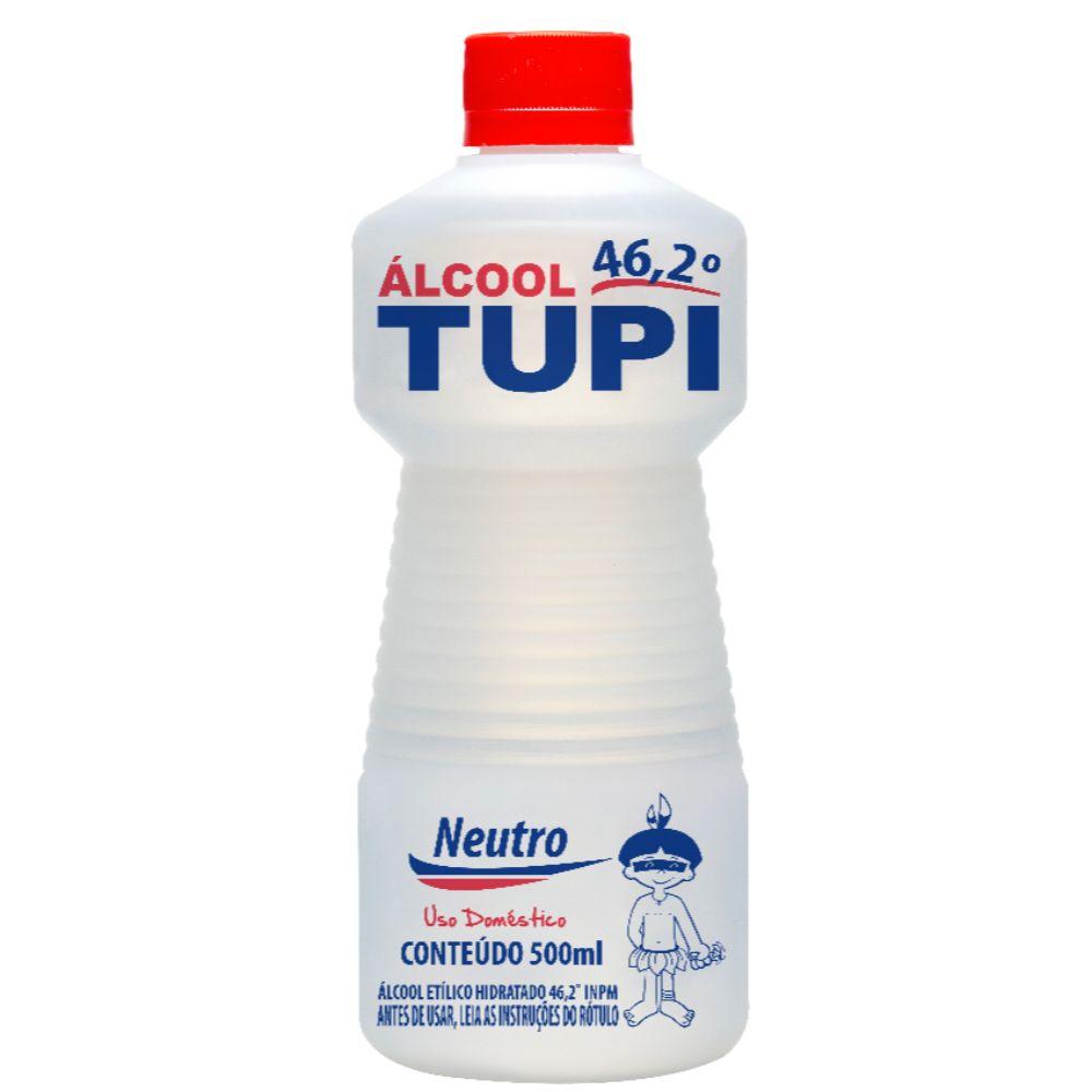Alcool Liquido 46,2° 500ml