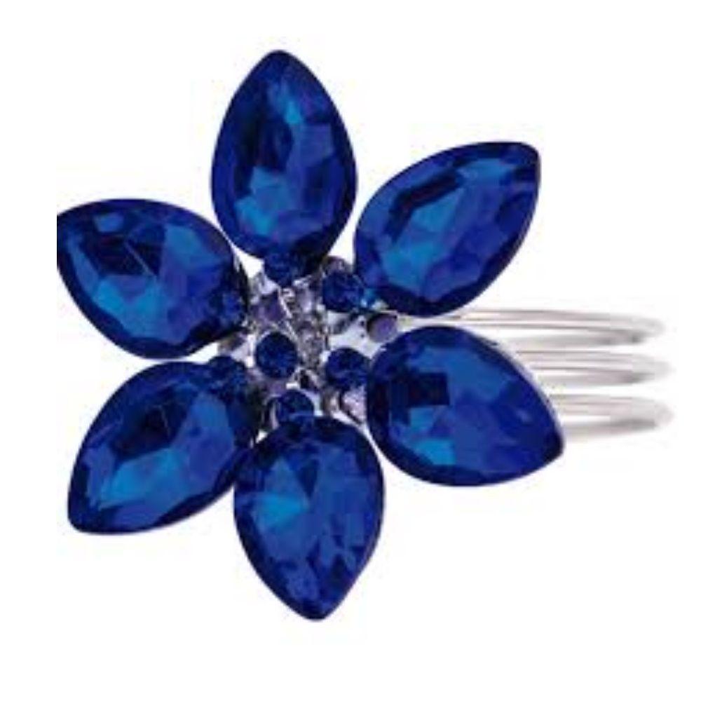 Anel De Guardanapo Holanda Azul Mimo Style
