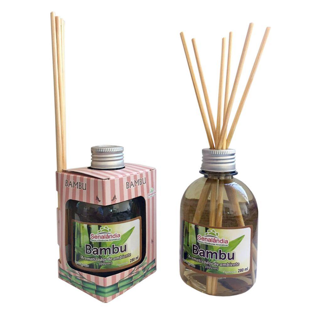 Aromatizador 280ml Bambu