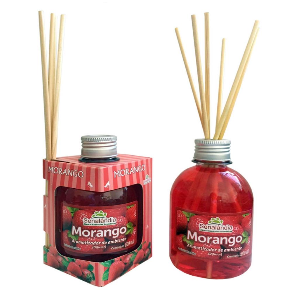 Aromatizador De Ambiente 280ml Morango