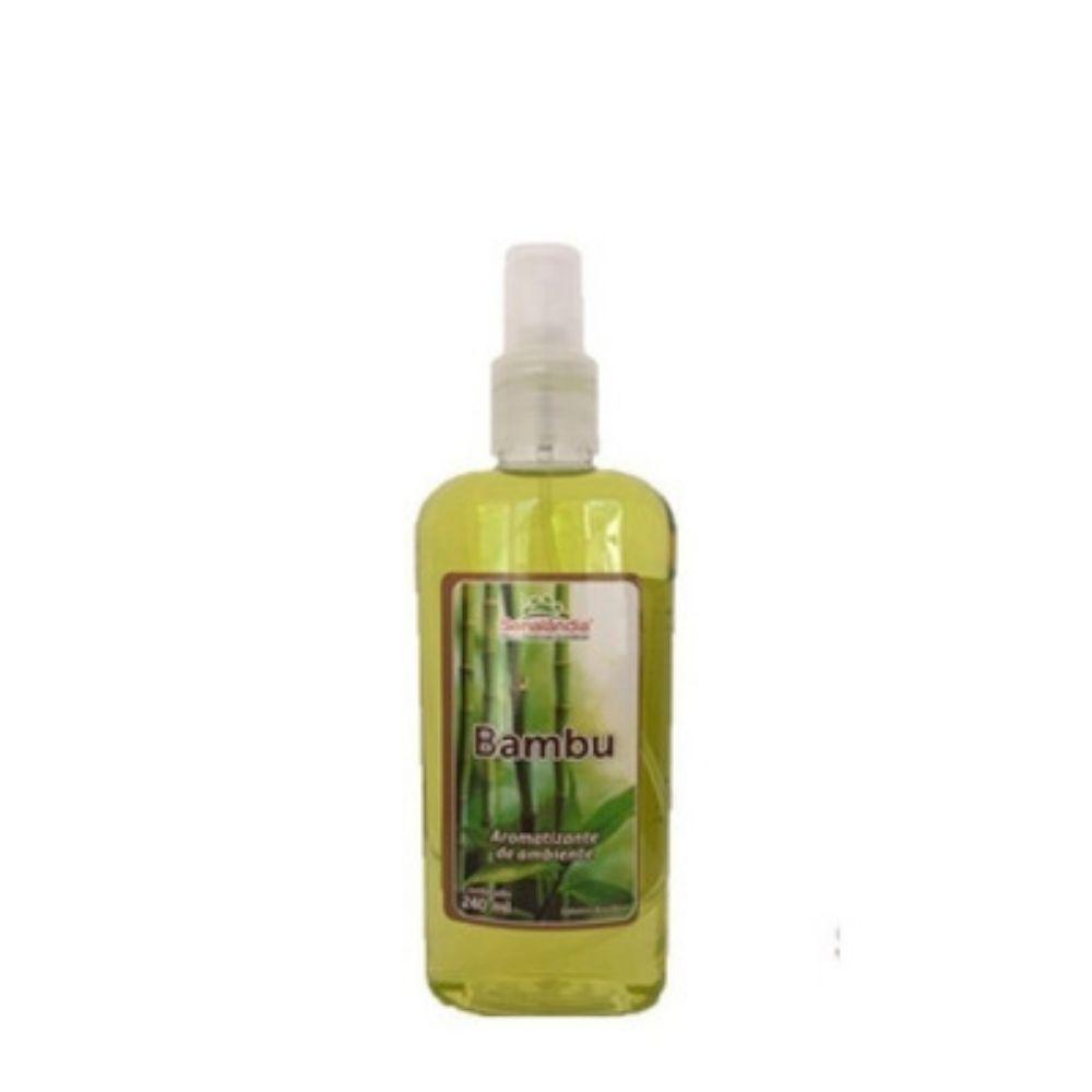 Aromatizador Spray 240ml Bambu