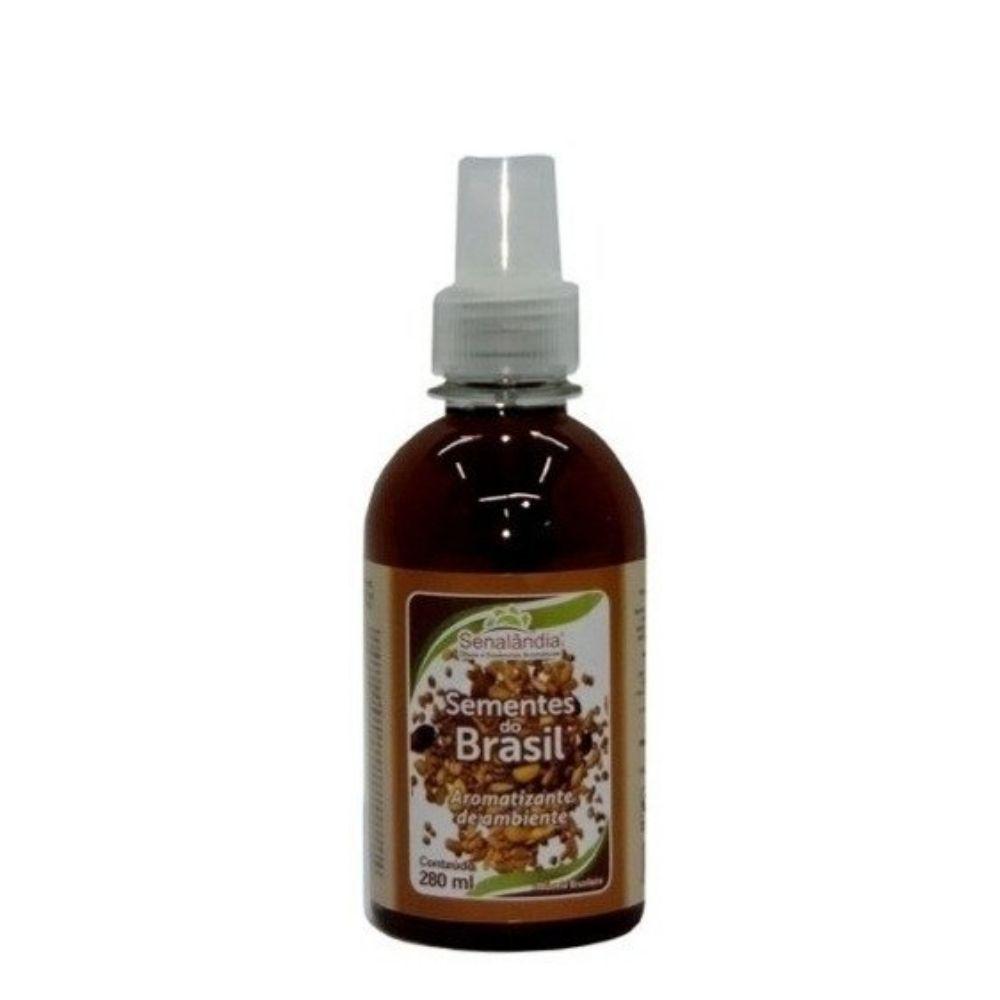 Aromatizador Spray 240ml Sementes Do Brasil