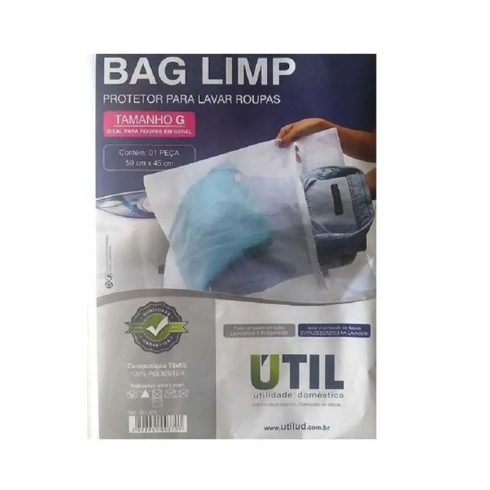 Bag Limp Tamanho G 50cm X 45cm