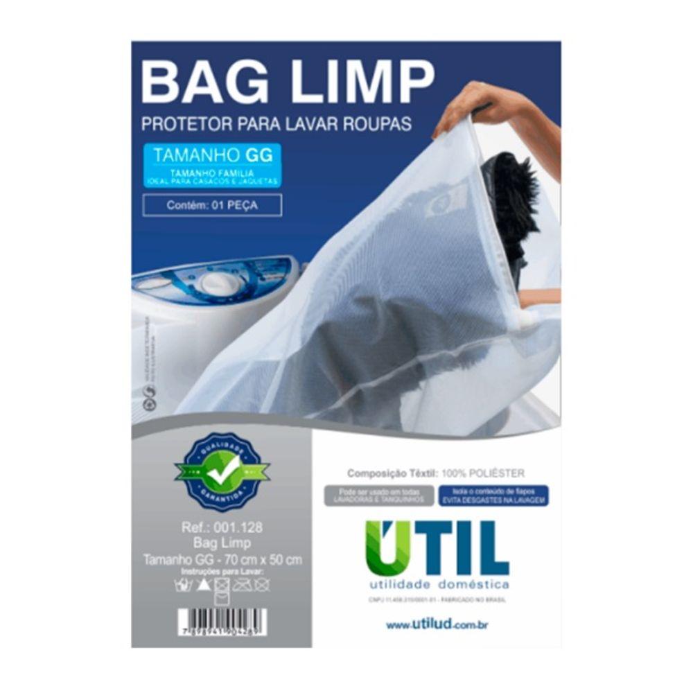 Bag Limp Tamanho Gg 70cm X 50cm