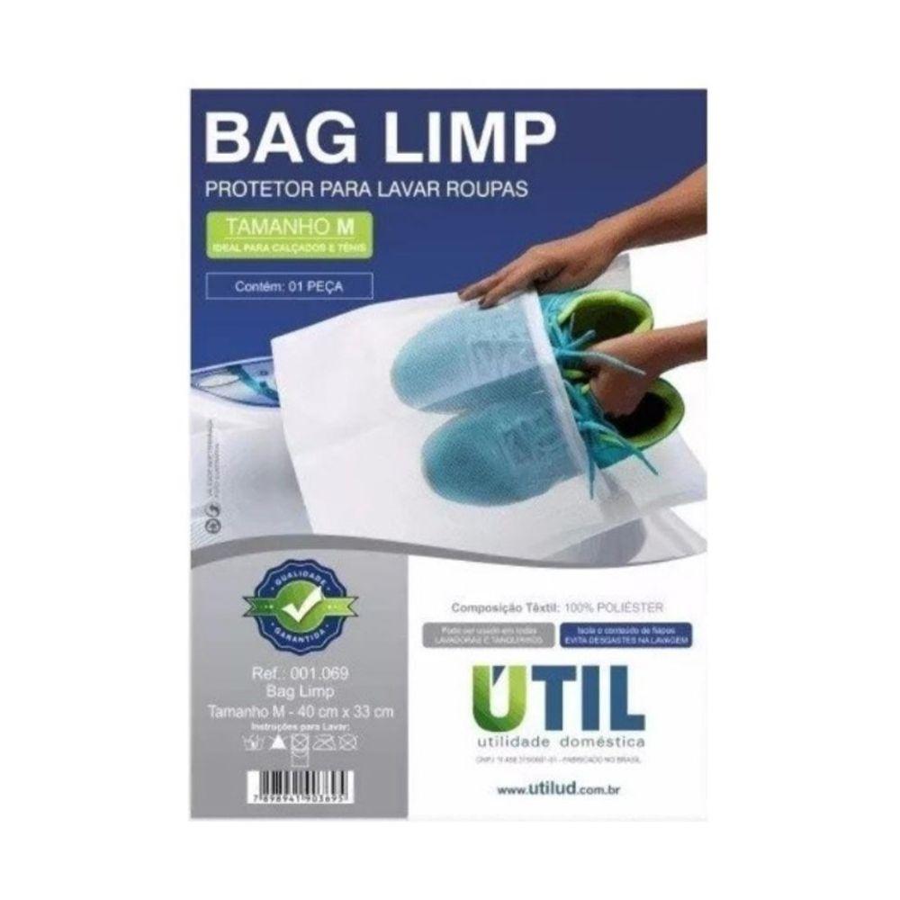 Bag Limp Tamanho M 40cm X 33cm