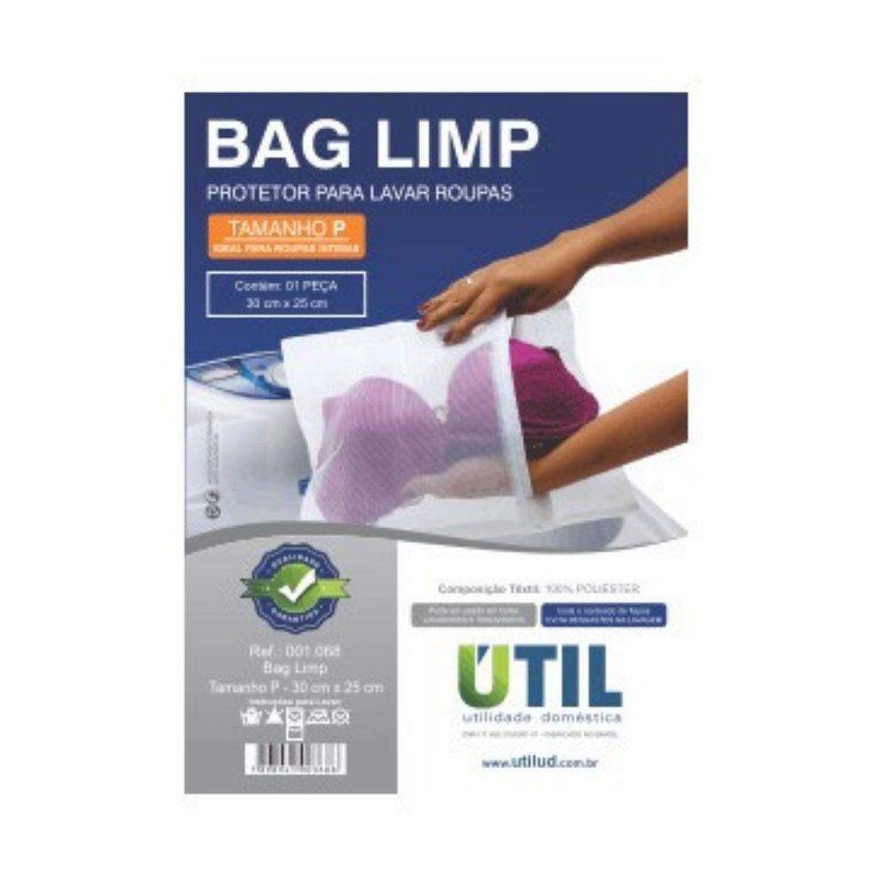 Bag Limp Tamanho P 30cm X 25cm