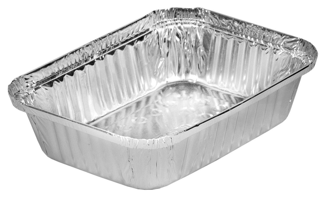 Bandeja Alumínio Thermoprat 120X160 500 Ml C| 100 Un