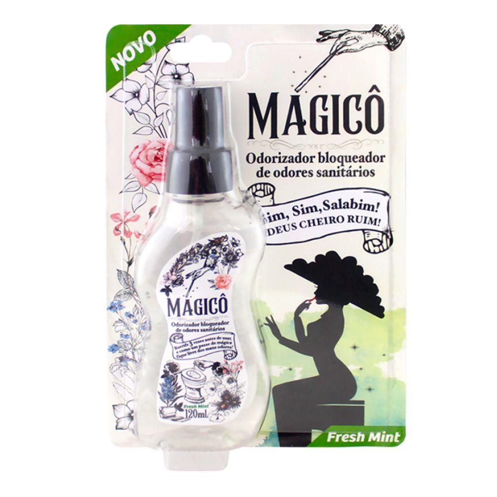 Bloqueador Sanitário Magico 120ml